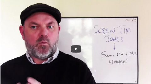 Screw The Jones!